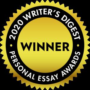 WD Personal Essay Awards-2020-WinnerSeals-Winner